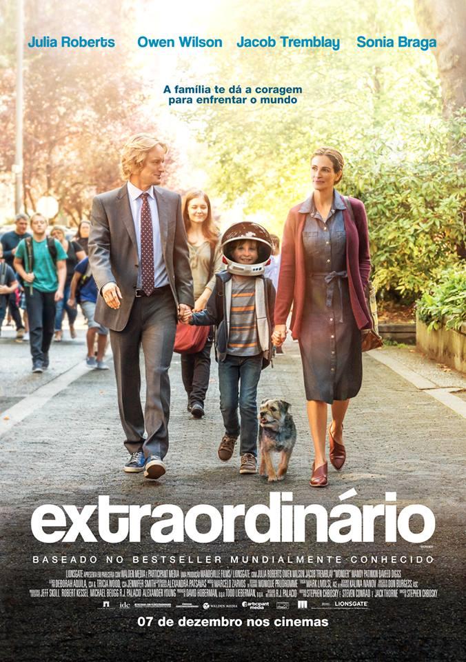 Filme Poster Extraordinário