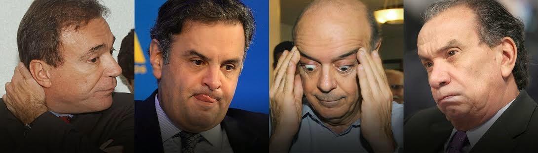 A OMISSÃO DOS TUCANOS NO ESCÂNDALO DO HSBC