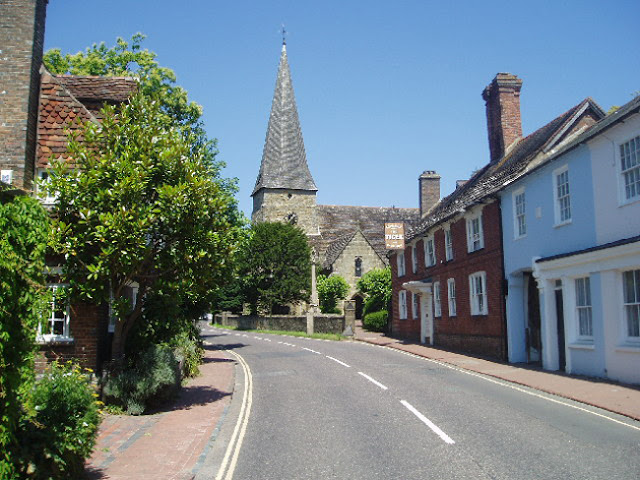 Lindfield - England.