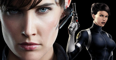 Cobie Smulders as Agent Maria Hill