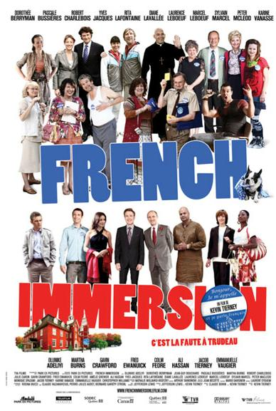 French Immersion [DVDRIP] [FRENCH]  [AC3] [UL] (Exclue)