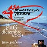 Cuarta Muestra Internacional de Teatro de Ciudad de la Costa