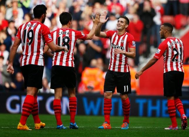 Liga Perdana Inggeris Pengurus Southampton terkejut selepas belasah Sunderland 8 0