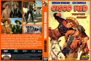 CISCO KID - PARENTESCO ROUBADO