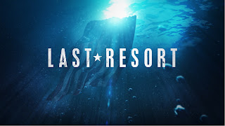 Last Resort TV Series 2013 Logo HD Wallpaper
