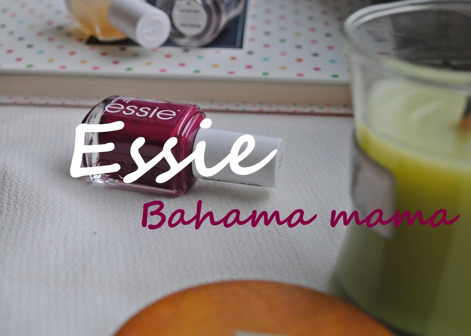 Bahama mama Essie