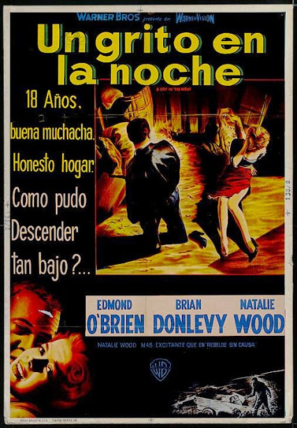 UN GRITO EN LA NOCHE (1956)
