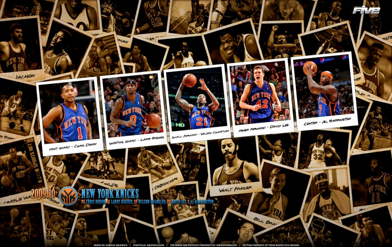 New York Knicks Team