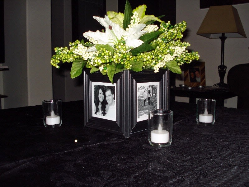 Best wedding centerpiece ideas diy wedding centerpieces for Quick and inexpensive wedding decorations