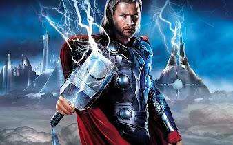 #5 Thor Wallpaper