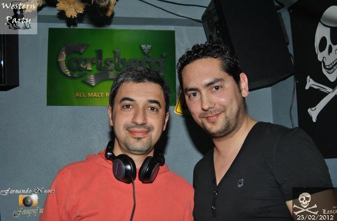 DJ Rui Miguel & DJ LAS @ Lança Bar