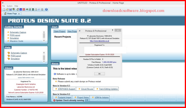 license key proteus 8