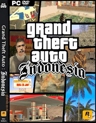 GTA Extreme Indonesia v5.7 Terbaru [ Single Link ]