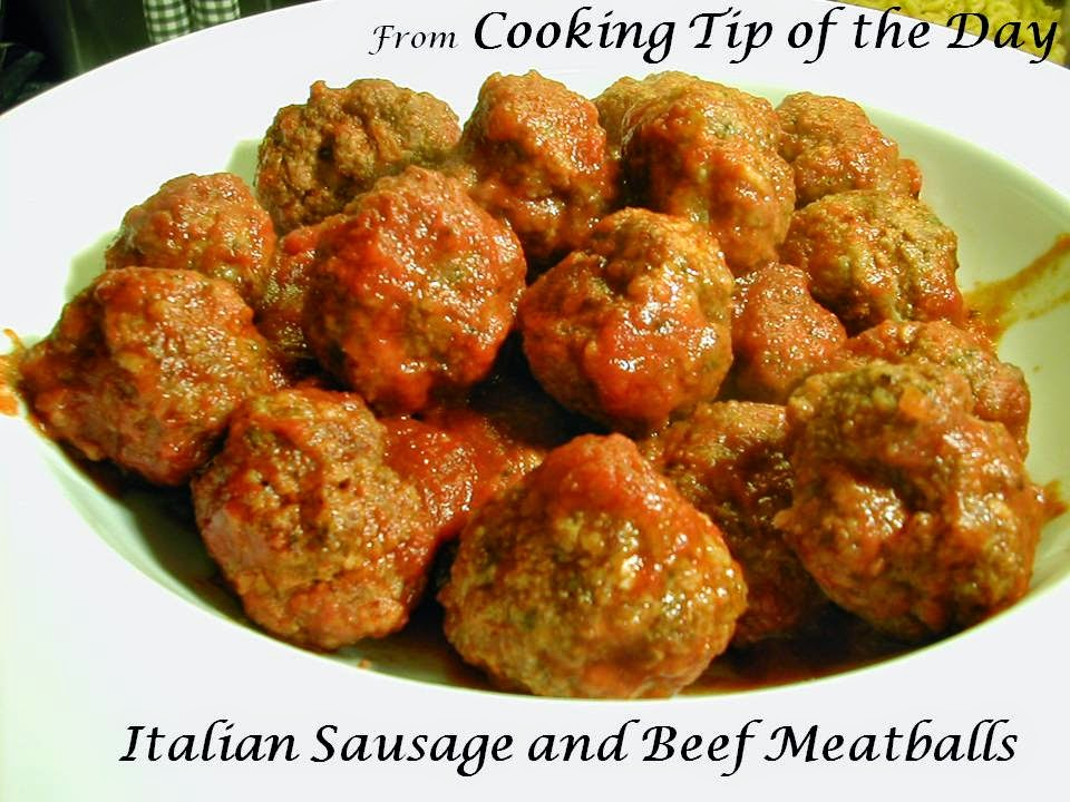 sausage meatballs in tomato sauce beef and sausage meatballs beef and ...