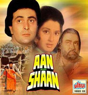Aan Aur Shaan (1984 - movie_langauge) - Rishi Kapoor, Shammi Kapoor, Ranjeet, Nirupa Roy, Dara Singh