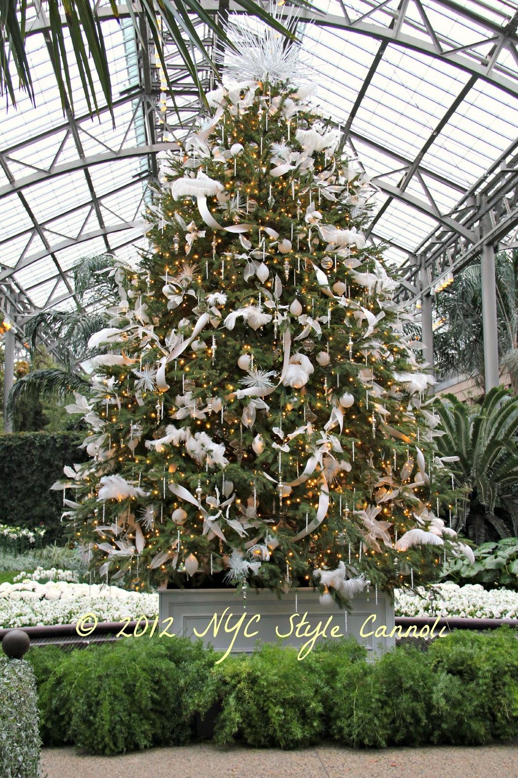 A Longwood Gardens Christmas 2012 | NYC, Style & a little Cannoli