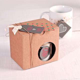 Boîte pour tasses, mugs, tasses personnalisées, selfpackaging, self packaging, selfpacking