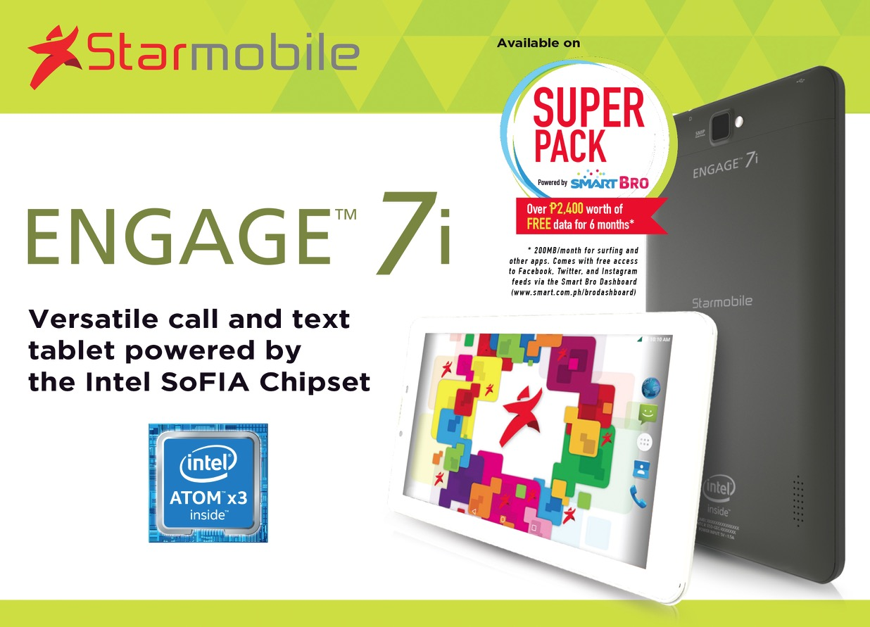 ENGAGE 7i Super Pack
