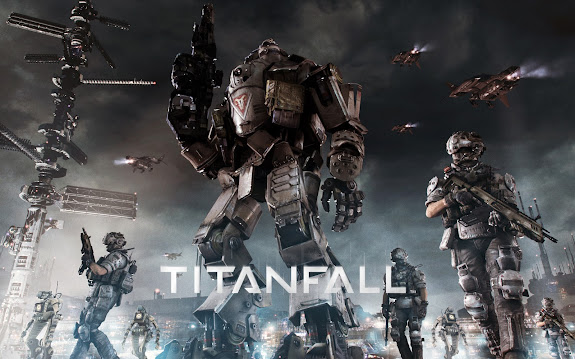 Titanfall Video Game 7q