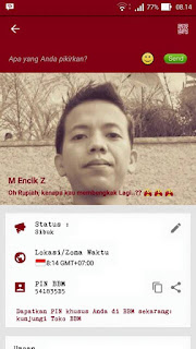 BBM Red Dark Preview 4