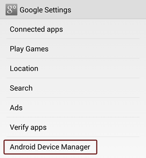 Cara Menemukan Android yang Hilang dengan Google Android Device Manager