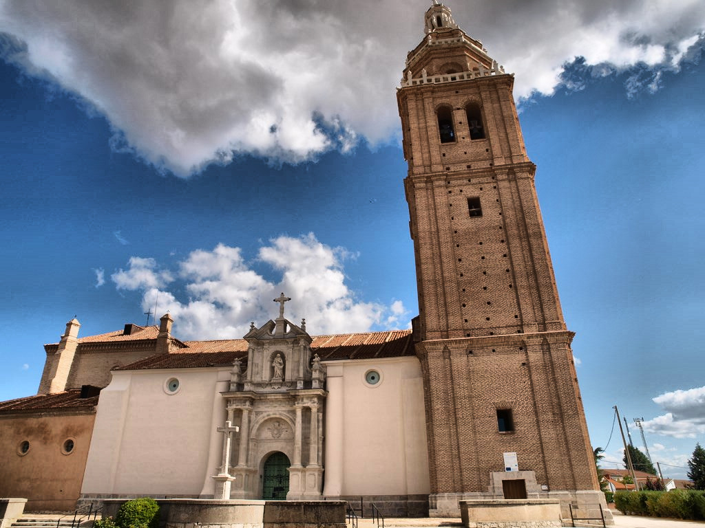 Resultado de imagen de iglesia de Santa María Magdalena Matapozuelos.