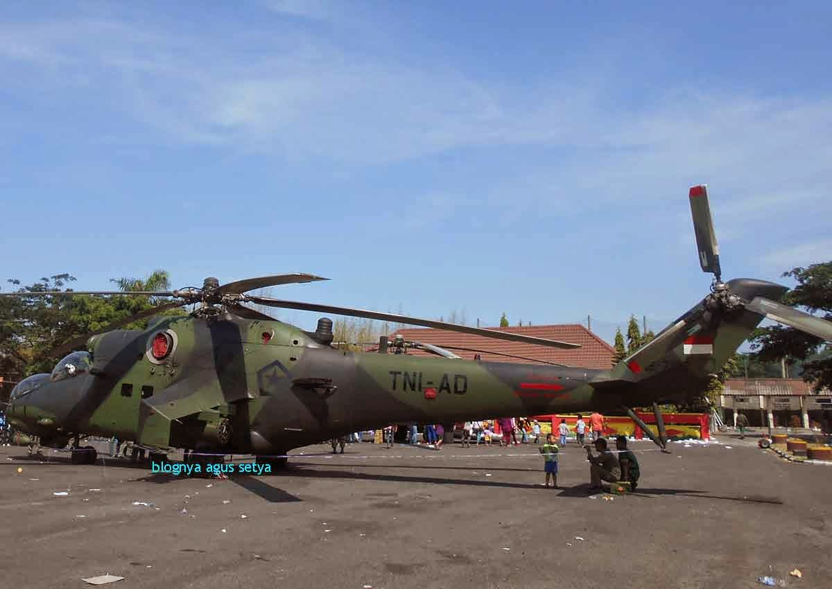 helicopter tni ad