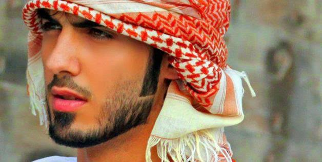 Beauty Man In The World: Omar Borkan Al Gala