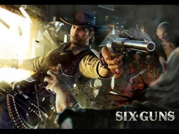 Six Guns Para Hilesi Apk