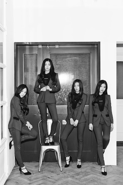 Red Velvet Be Natural Concept