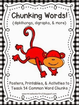 http://www.teacherspayteachers.com/Product/Chunking-Words-Phonics-Pack-1151715