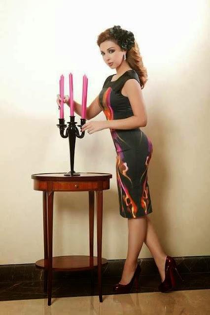 مؤخرة ميريام فارس تتصدر الصور - صور مؤخرة ميريام فارس