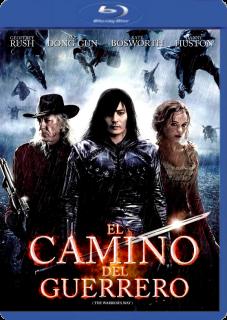 El Camino Del Guerrero (2010) [DVDRip] Español Latino