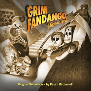 Grim Fandango Remastered Soundtrack (Peter McConnell)