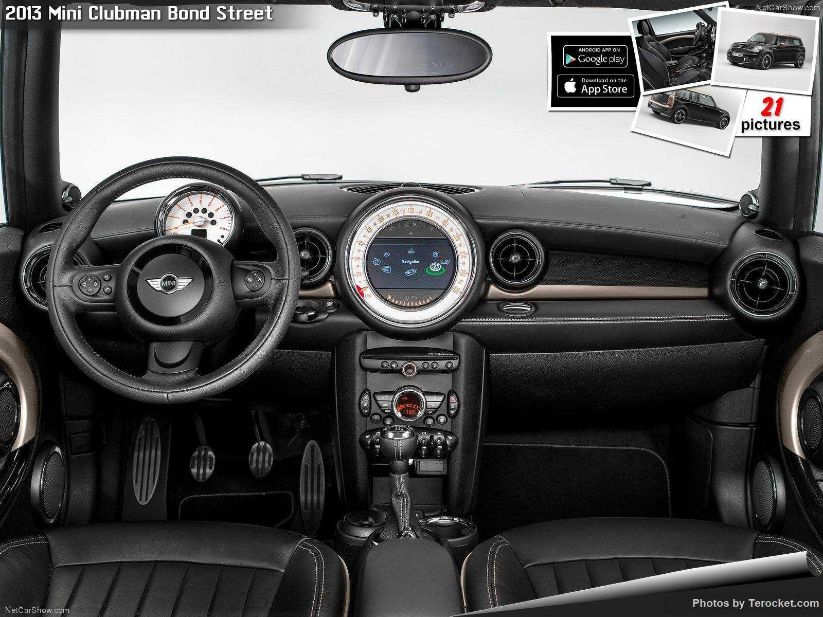 Hình ảnh xe ô tô Mini Clubman Bond Street 2013 & nội ngoại thất