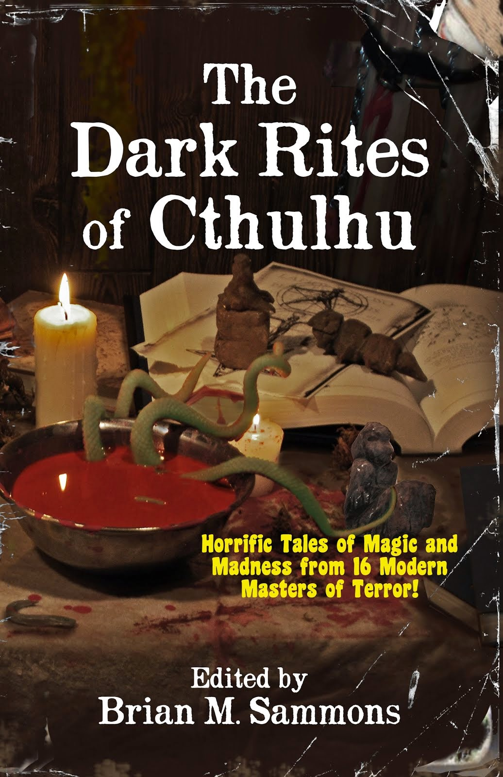 THE DARK RITES OF CTHULHU