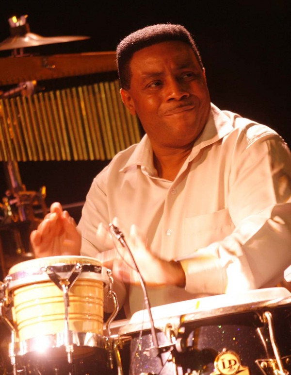 Steve Thornton is a world-renowned percussionist