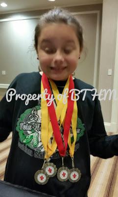 Feis NOLA Medals