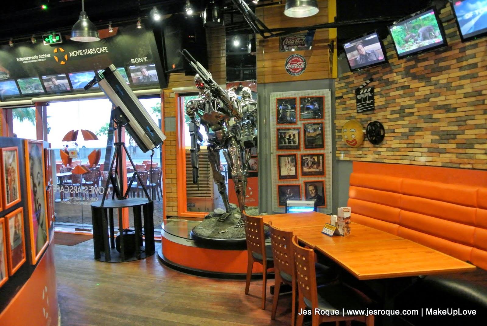 1234 movies cafe