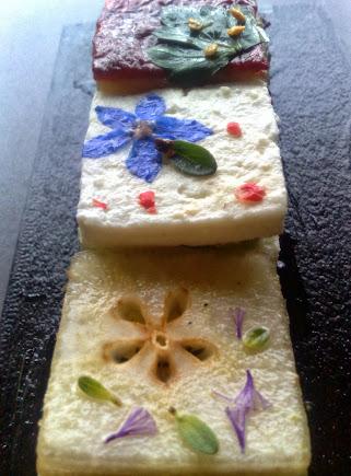 Il formaggio e la frutta