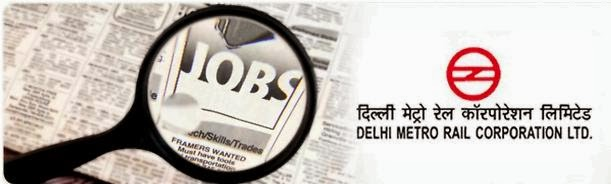 DMRC 2014 Recruitment Details