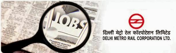DMRC 2014 Recruitment Details