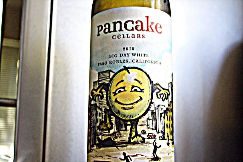 2010 Pancake Cellars Big Day White