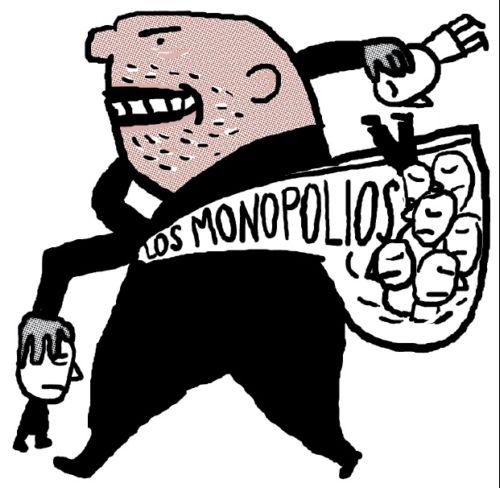 Resultado de imagen para monopolios