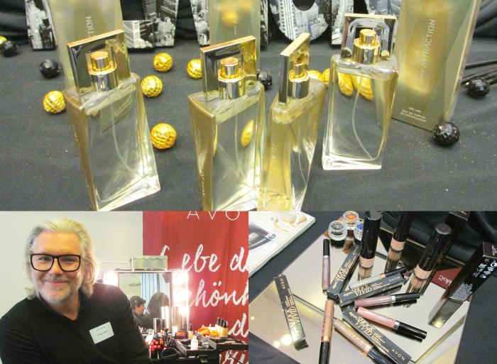 Beauty Press Blogger Event - Avon Attraction Parfum