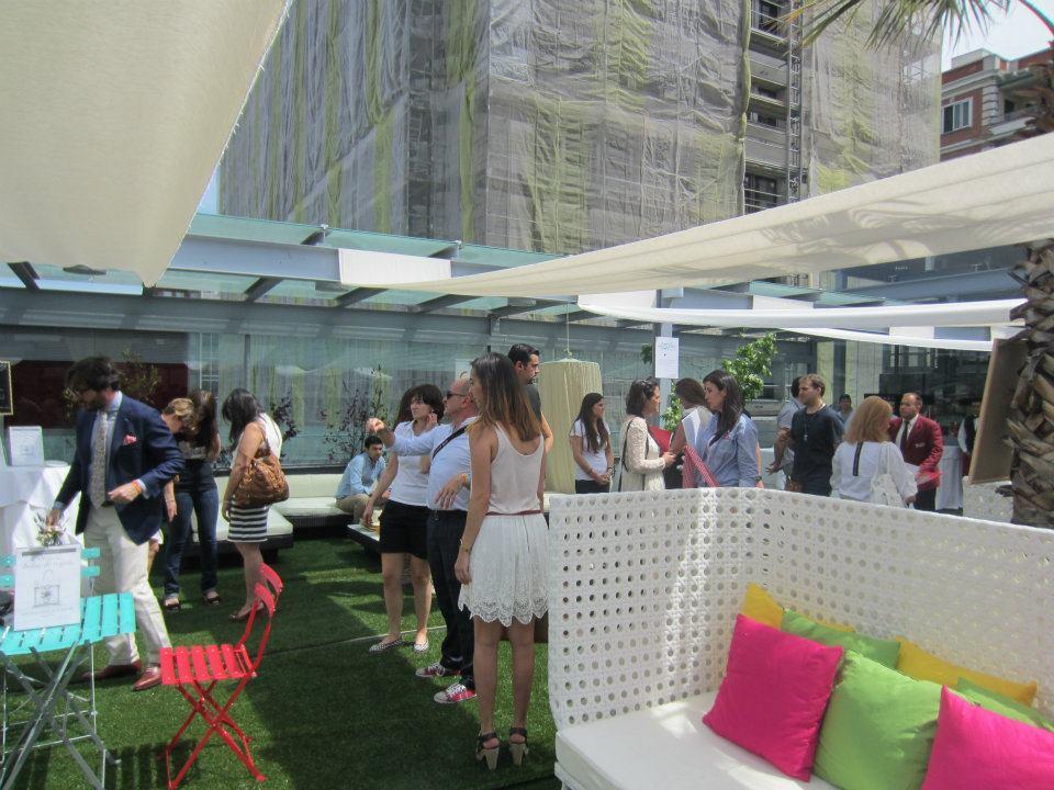 Cocktail Room Madrid