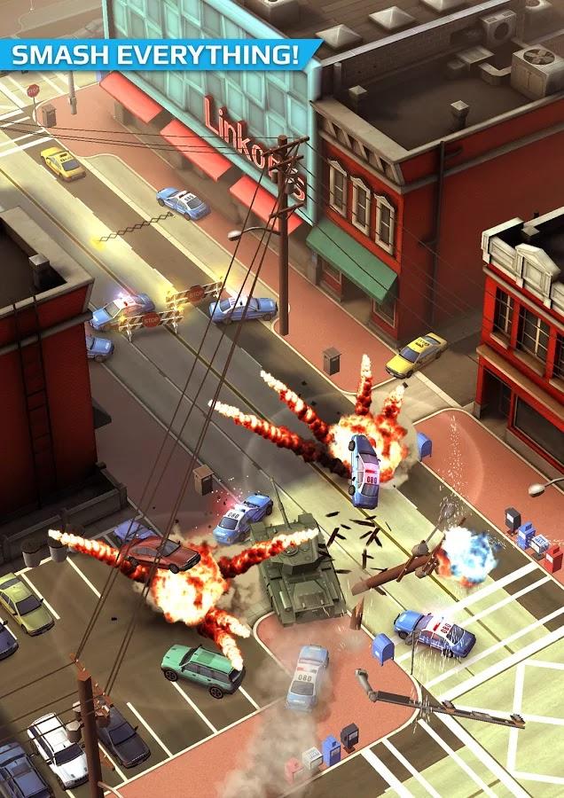 Smash Bandits Racing v1.08.03 [Mod Money]