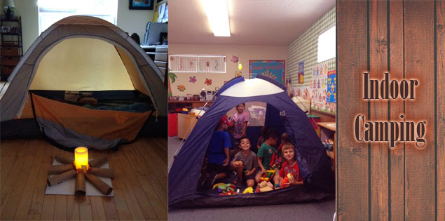 indoor camp