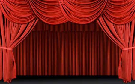 Rideau: Rideau de theatre
