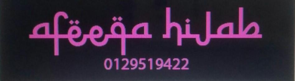 afeeQa Hijab